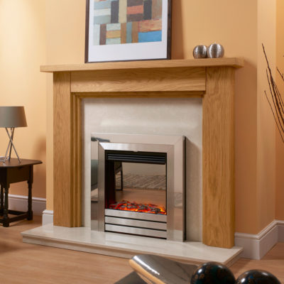Electric Fireplace Packages