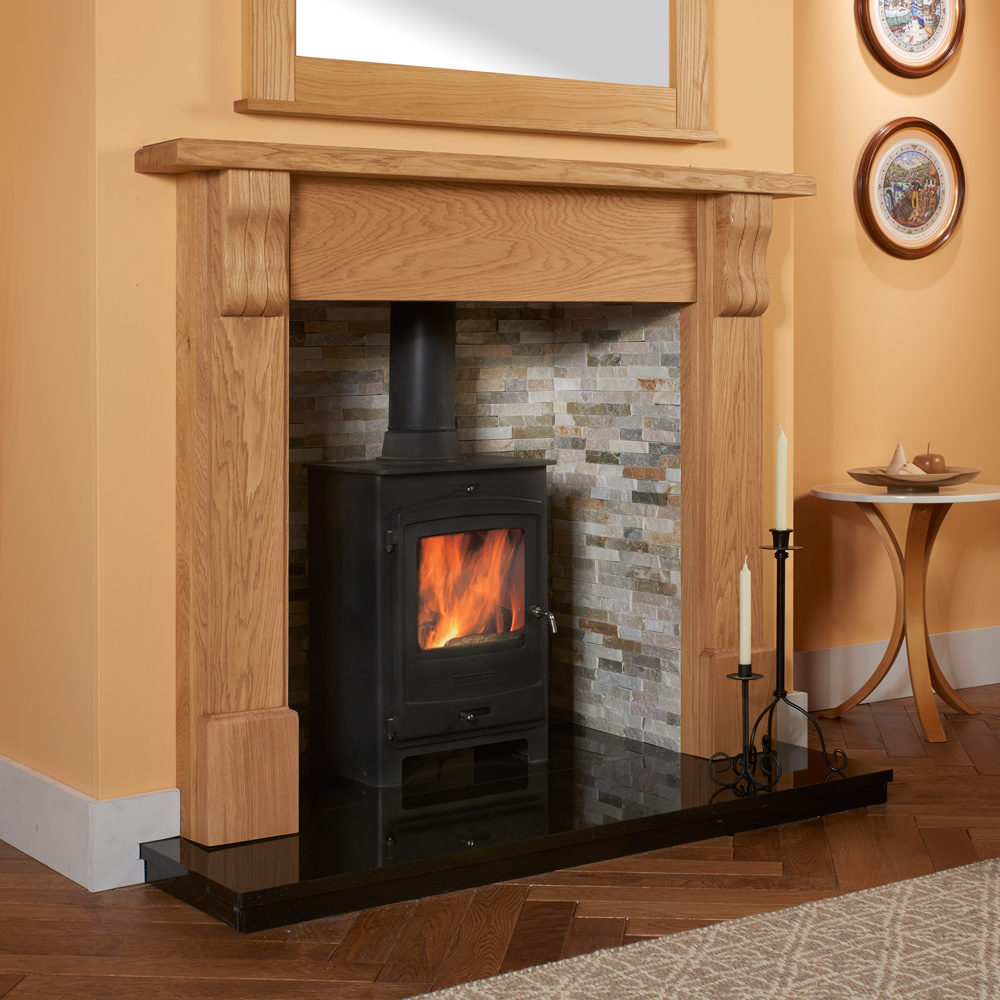 Oak Fireplace Fire Surround Made To Measure Bespoke