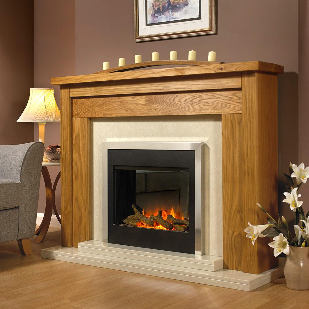 Oak Fire Surrounds Oak Fireplaces Wooden Fireplaces