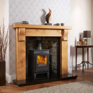 Kendal Oak Fireplace Package