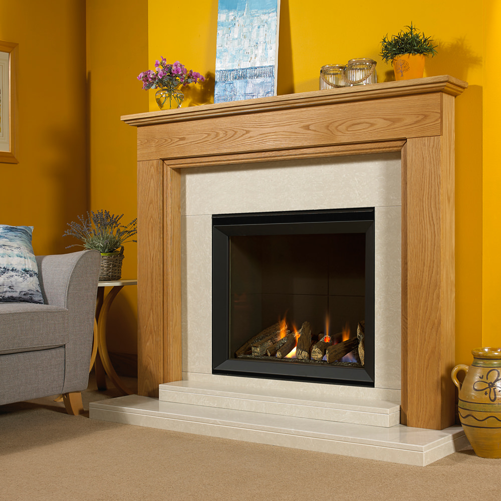 Oak Fire Surrounds Oak Fireplaces Wooden Fireplaces