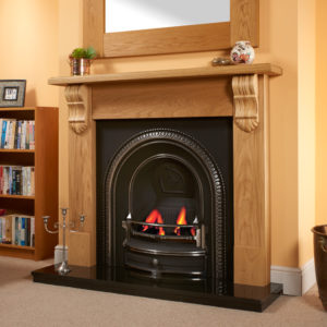 Solid Fuel Fireplace Packages