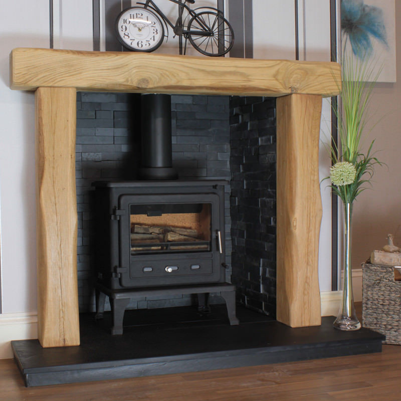 Rustic Oak Beam Fireplaces And Surrounds