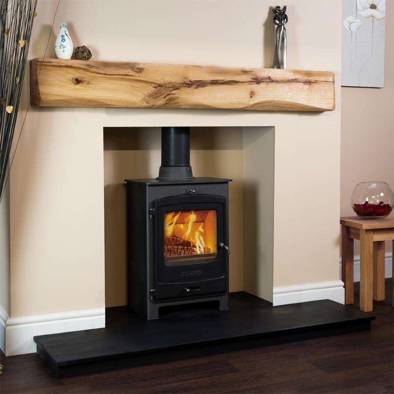 Oak Fireplace Beams Waney Edges