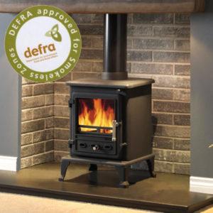 Clean-Burn Stoves (DEFRA Approved)